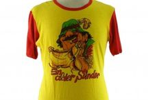 T Shirts / Vintage & Retro Tees from the1970s to the 1990s