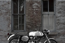 two wheeled lust / by Wesley Daniels