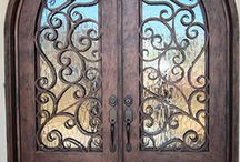 Beautiful Doors / Beautiful Doors / by Minnie Tate
