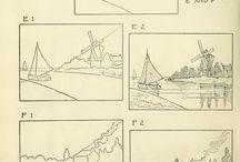 Models and technic - Landscape