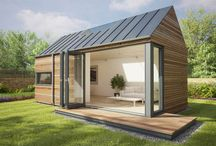 Small houses, cool cabins, smart architecture