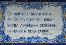 Provérbios em Azulejos