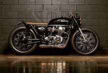 Cafe dream racer