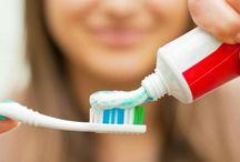 Cuidado con lo que os laváis los dientes