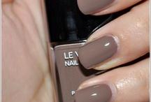 Nail colour colour !