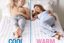 Mattress...cool and warm sides