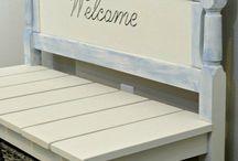 Build a bench