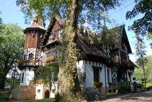Promnice - Pałac Myśliwski