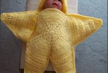 Knitting/crochetting for babies / by Eleonor