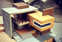 Model arsitektur