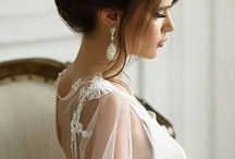 svatební učesy