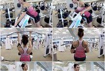 beginner gym stuff