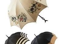 umbrellas..