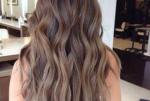 Haarkleur herfst 2016