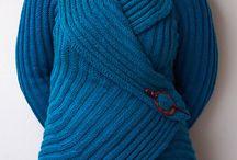 sweter z koła