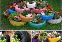 Kesä ja puutarha