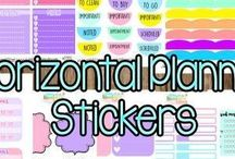 Crafts - Planner Stickers