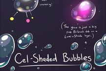 Tutorial//water-bubbles-sea