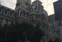 Philadelphia!!! / Mason was there for the Annual America in Bloom Symposium!