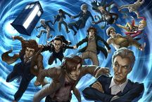Doctor Who & Torchwood / Whoniverse artwork and photos.