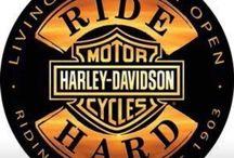 Harley / Forskjellige bilder