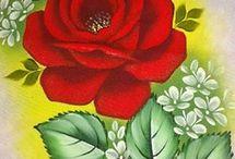 ruža na kvetináč