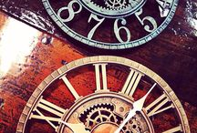 Clocks / Different shapes, sizes and styles. Different styles and sizes found in store.