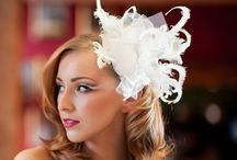 Veils- headpieces / https://www.etsy.com/people/kristinebridal?ref=si_pr