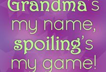 Grandparents  / All about grandparents
