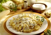 Pasta Recipes / by Food So Good Mall
