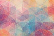 Texturas coloridas