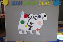 Color Time! / #Sign and Learn your #colors with these fun songs, activities, free #printables, coloring books and more!