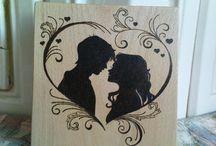 Pyrografia - maľovanie na drevo