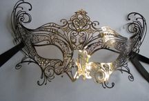 Masks / by Shelby Cole
