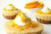 Raw Dessert ideas / Raw diet food dessert recipies