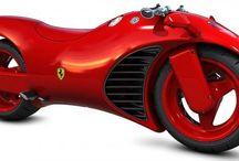 Ciekawe motocykle / Tablica dla fanów jednośladów poświęcona ciekawym i nietypowym modelom motocykli.