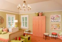 Kids rooms / by Lindsey Searcy Saterfiel