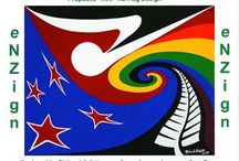 Flag ideas for decorative use...no offence, but replace with NZ