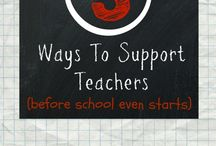 Back To School / Tips and tricks to make back to school easy to handle and a smooth transition.