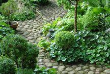 Tuinpaden