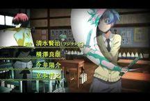 song anime