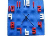 Lego Uhr/ Lern Uhr