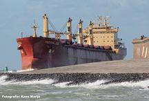 Vlissingen maritiem / Foto's van scheepvaart in Vlissngen