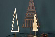 modern trends Christmas design work