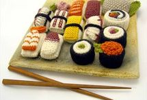 crochet patterns food