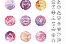 +Design/Logos