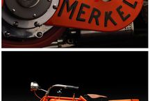 Blast from the past ... historic bikes