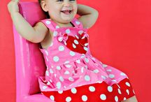 kiddie clothes :)  / by April Penny