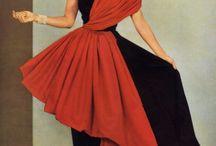 Drape dresses