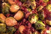Veggies- cooked